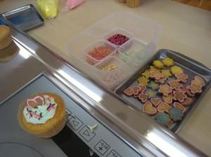 4カップケーキ